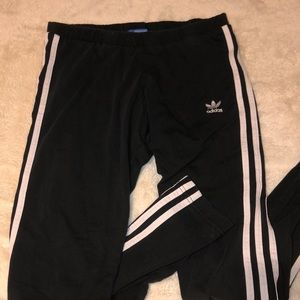 ADIDAS leggings size:medium
